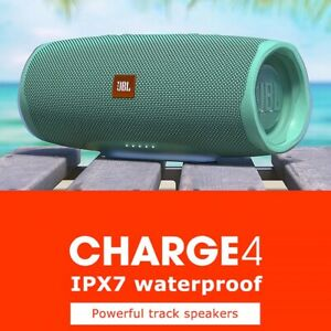 Speaker Quality Charge 4 Wireless Bluetooth Waterproof Party Box Speaker JBL✔