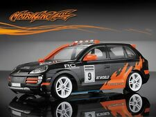 1/10 Porsche Cayenne 190mm RC Car Transparent Body