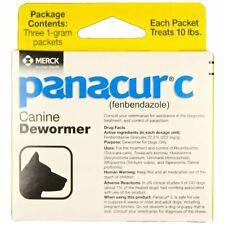 Panacur C Canine Dewormer (fenbendazole) 1 gram