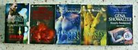 # 6 = 5 GENA SHOWALTER PARNORMAL BOOKS NO DOUBLES FREE SHIPPING