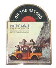 "2013 Panini Beach Boys Trading Cards ""On The Record"" Surfin' Safari Album #3"