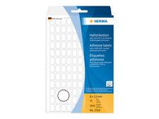 Herma 2310 Vielzweck-etiketten 8 X 12 Mm weiß