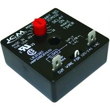 ICM Controls ICM102 ICM102B Delay On Make Timer Relay 18-240 VAC .03-10 Minutes