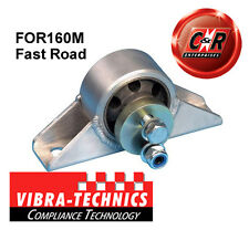 Ford Escort MK5 (& RS2000) Vibra Technics Front Trans Mount Fast Road FOR160M