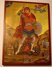 *** Santa Georg icona Saint George icone icon IKONA icone Orthodox icoon