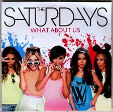 THE SATURDAYS ft SEAN PAUL * WHAT ABOUT US - REMIXES * US 10 TRK PROMO * HTF!