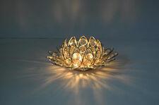 Lotus Flower Tealight Votive Candle Holders Table Wedding Centerpieces Decor AU