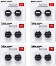 6V Pet Collar Batteries For PetSafe Rfa-67 6 Volt 100% Replace Battery Power