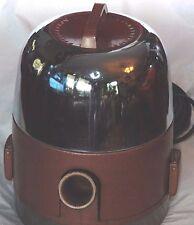 Mid Century Rainbow by Rexair Chrome Dome Canister Vacuum - Model D