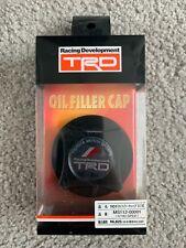 Genuine Toyota TRD Oil Cap. Hard to find.