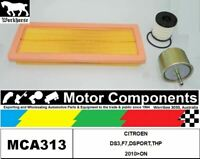 FILTER SERVICE KIT for CITROEN DS3,F7,DSPORT,THP 2010>ON
