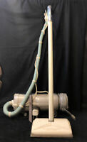 Vintage Electrolux Model L Automatic Canister Vacuum w/Hose and Attachments
