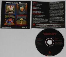 The Tubes, Spirit, Derringer, Omar & the Howlers  2000 U.S. promo cd