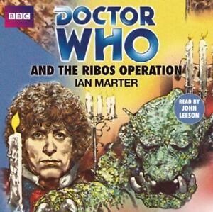 Audio CD: Doctor Who and the Ribos Operation, by Ian Marter. Read by John Leeson