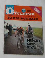 MIROIR DU CYCLISME 169 PARIS ROUBAIX MERCKS POSTER VAN LOOY
