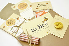 Bumble Bee Baby Shower Party Pack Activity Celebration New Unisex Gender Neutral