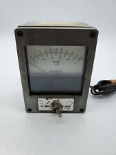 Madison Electric RPM Meter A200-C12