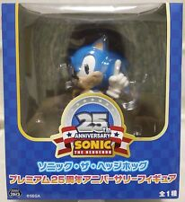 Sonic The Hedgehog 25th anniversary figure statue  SEGA
