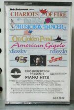 Eric Robertson Presents Piano Hits-Cassette Tape