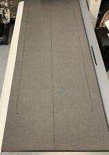 TABLE PAD FOR GE LUNAR DPX IQ MODEL BONE DENSITOMETER, GRAY COLOR ( CLOTH)