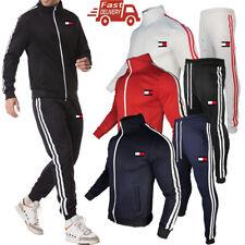 Herren Trainingsanzug Sportanzug Jogginganzug Jogginghose Reißverschluss Hosen