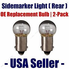 Sidemarker (Rear) Light Bulb 2pk - Fits Listed Lada Vehicles - 67