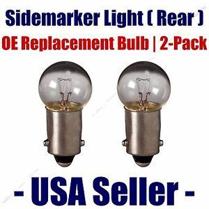 Sidemarker (Rear) Light Bulb 2pk - Fits Listed Lada Vehicles - 67