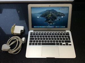 """Apple MacBook Air 11"""" 2015 Core i5 1.6GHz 4GB 128GB Fully Working"""