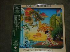 Sally Oldfield Playing In The Flame Japan Mini LP Bonus Track