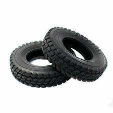 1PCS Rubber Tyre For Tamiya 1:14 RC Tractor Truck Trailer Climbing Model Car