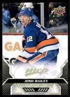 2020-21 Upper Deck MVP Josh Bailey #32