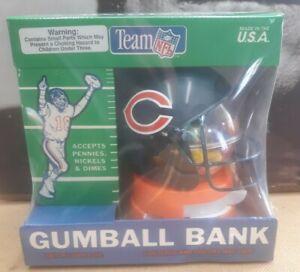 1991 CHICAGO BEARS VINTAGE GUMBALL BANK TEAM NFL