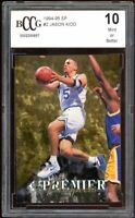 1994-95 SP Jason Kidd Rookie Card BGS BCCG 10 Mint+