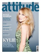 Attitude Magazine May 2018 Kylie Minogue Max Evans Ben Whishaw NEW