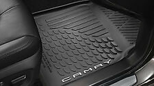 2018 TOYOTA CAMRY ALL WEATHER FLOOR LINERS ( GAS ENGINE )