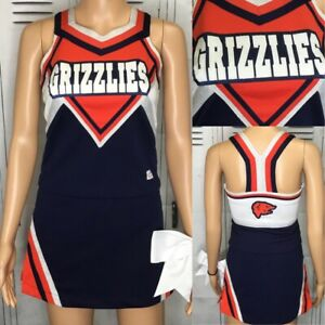 Cheerleading Uniform High School  Grizzlies Youth Med