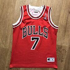 Toni Kukoc 90s Champion Jersey SIZE SMALL  Chicago Bulls Jordan