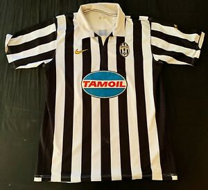Maillot Juventus Turin 2006 2007 Tamoil vintage taille L jersey Nike maglia