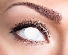 Blind Zombie Eyes 3 mesi le lente a contatto NUOVO-ACCESSORI ACCESSORIO CARNEVALE faschi