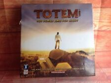 TOTEM Land Game Of Strategy. Made In Australia. Wooden Pieces. DR. WOOD