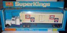 Matchbox Matchbox Superkings Vintage Manufacture Diecast Trucks