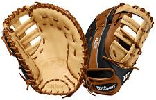 "Wilson A2K? SuperSkin? 2820 12.5"" Mens Baseball First Base Glove WTA2KRB202820SS"