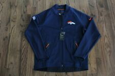 Hoodies & Sweatshirts Bright Antigua Denver Broncos Football Hoodie Mens Large Excellent Condition Cheapest Price From Our Site Sports Mem, Cards & Fan Shop