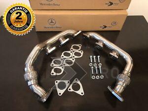 Abgaskrümmer Auspuffkrümmer Krümmer Mercedes C, E, S, GL, ML - 3.0 CDI V6 OM 642