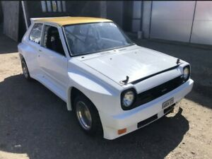 Toyota Starlet KP Hot Rod Project