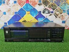 More details for technics sh-8066 12-band graphic equaliser / analyser