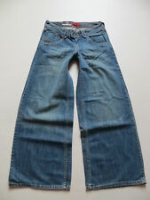 Levi's Marlene Jeans Hose W 29 /L 32 NEU ! Wide Leg Vintage Extreme Schlaghose !