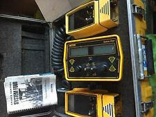 TOPCON AGTEK  SYSTEM FOUR /4 MACHINE  WITH AGTEK TRACKER