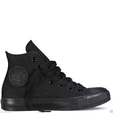 Converse All Star HI Top Canvas Pumps High Trainers Shoes Mens Womens All Sizes