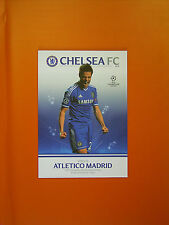 UEFA Champions League semi-Finale gamba 2nd-Chelsea V Atletico Madrid - 30/4/2014